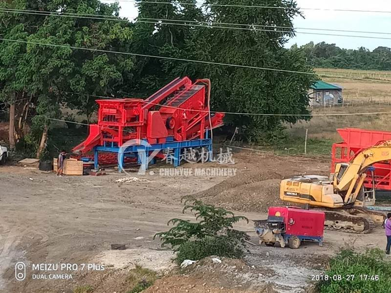 Best Selling Mobile Batching Plant for Sale