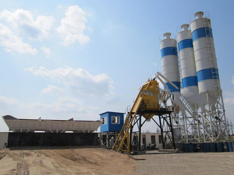 concrete batching plant market in usa