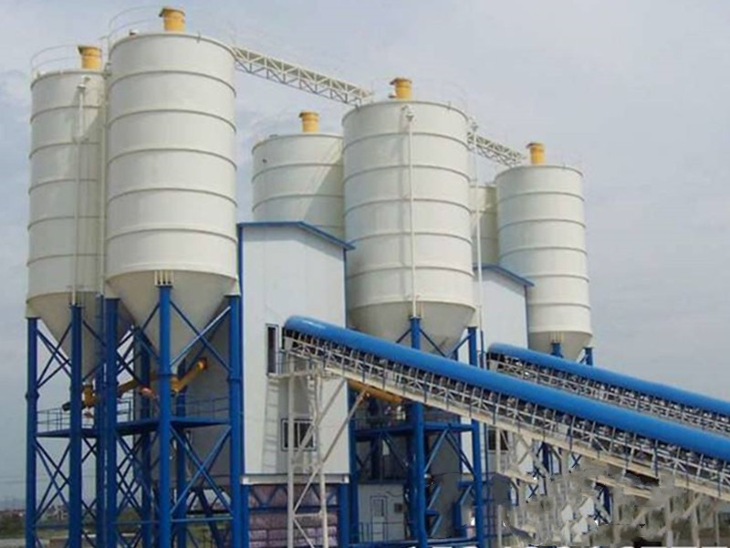 How to Maintain Concrete Mixing Station for a Long Time