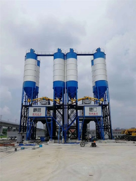 Do you want to butter the air rod piston of concrete mixing station and concrete mixer