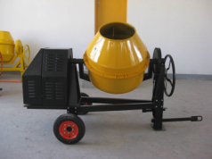 China small concrete mixer Supplier