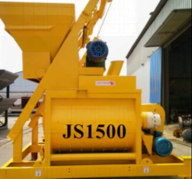 China JS1500 concrete mixer for sale
