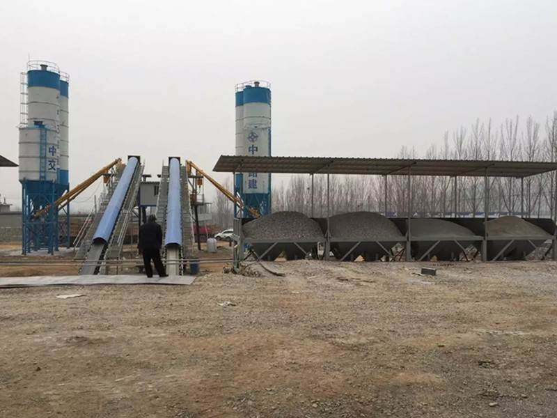concrete batching plant supplier Ethiopia