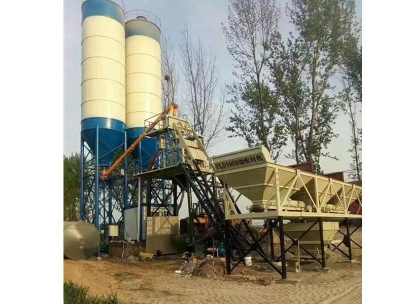concrete mixing plant in Pakistan Perfect Quality