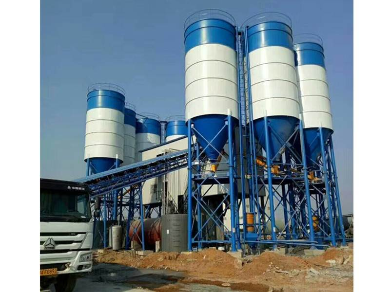 High Quality and Low Cost Concrete Mixing Station