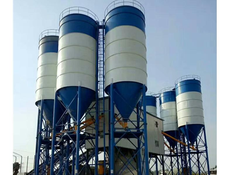 concrete mixing plant vedio Good Service