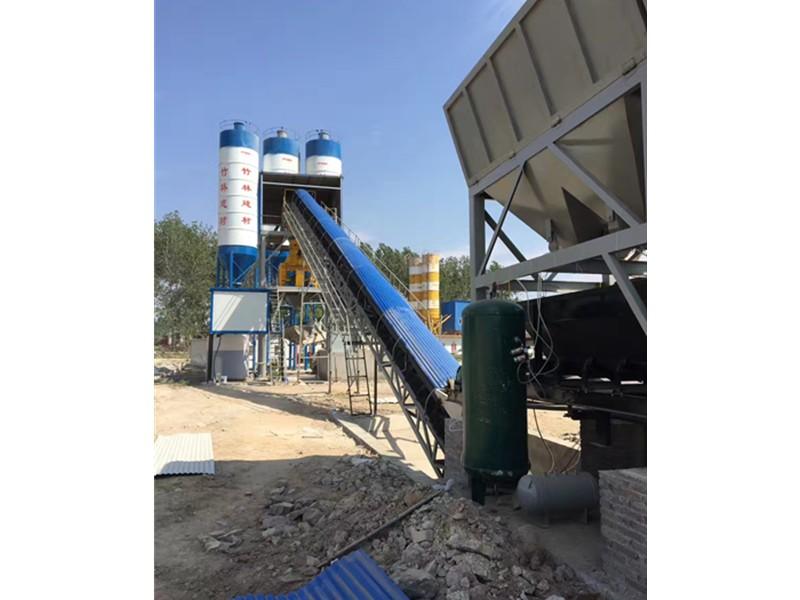 concrete mixing plant pictures On-line Service