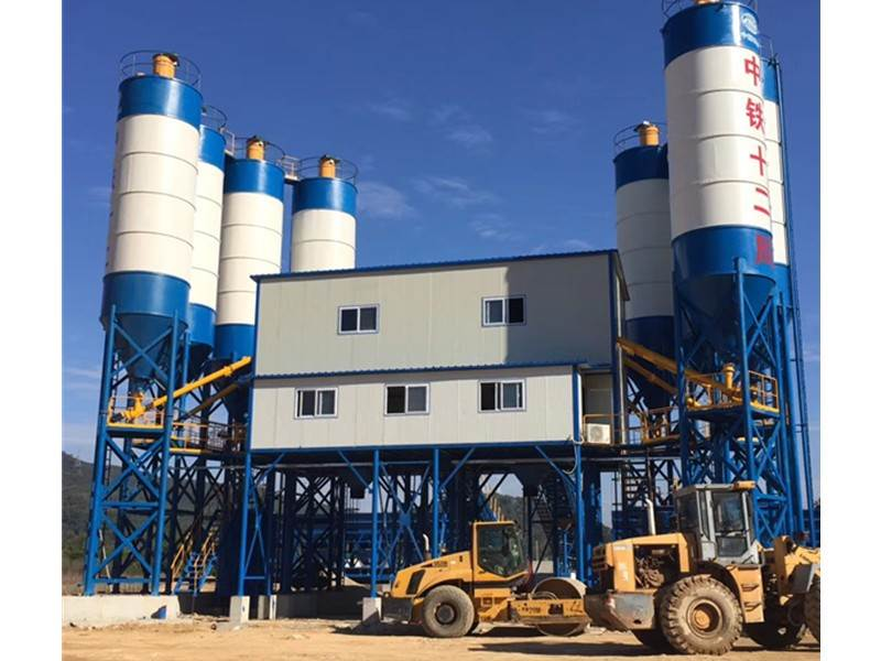 concrete batching plant zhengzhou China