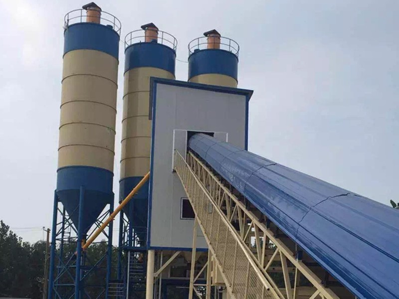 concrete mixing plant Supplier in Germany