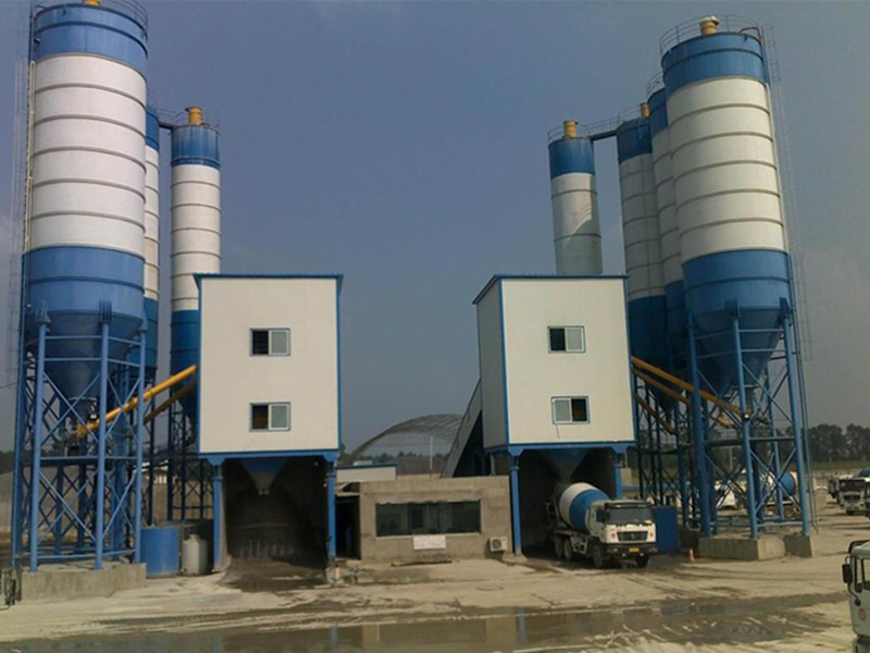 price of concrete batching plant in Brazil