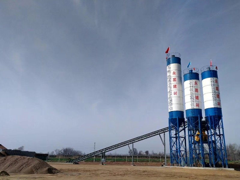 China hzs150 concrete batching plant in malaysia