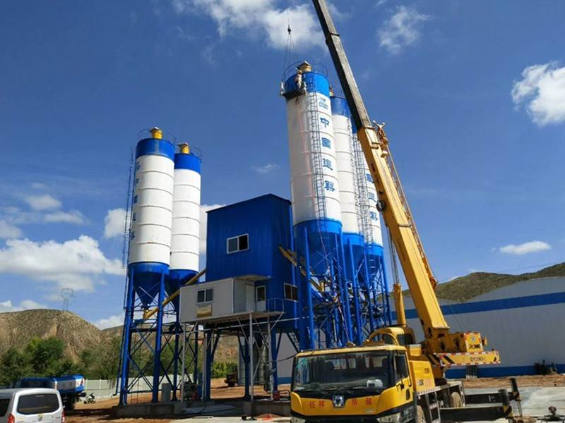 concrete batching plant cost Low Price