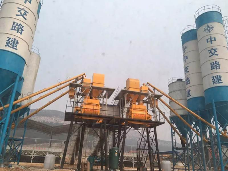 Quality of Concrete Mixing Station in China