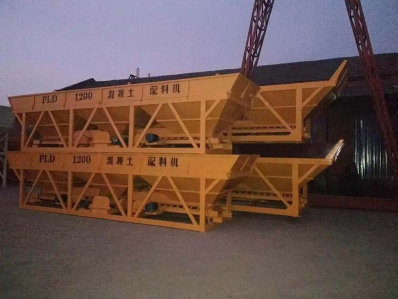 China JS500 concrete mixer