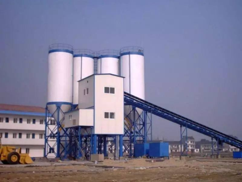 Concrete Batching and Mixing Plant Manufacturers Good Quality