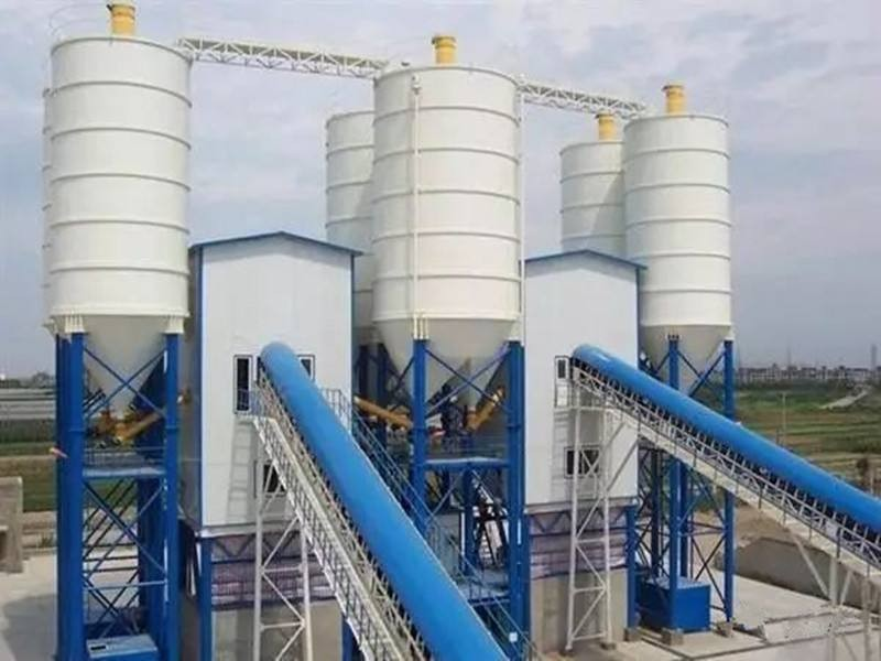 high quality Concrete Batching Plant