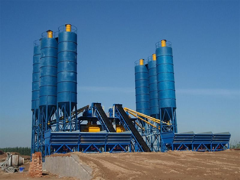 JS Concrete Batching Plant