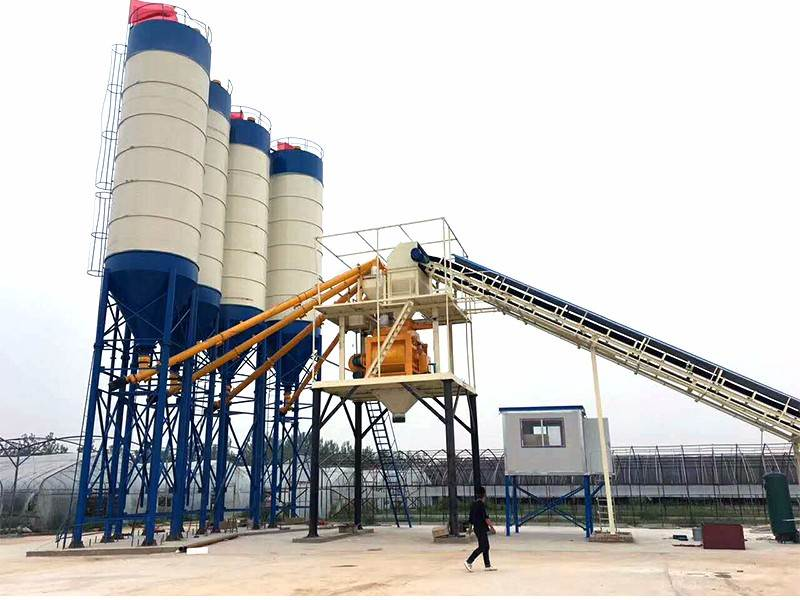 china concrete batching plant in philippines