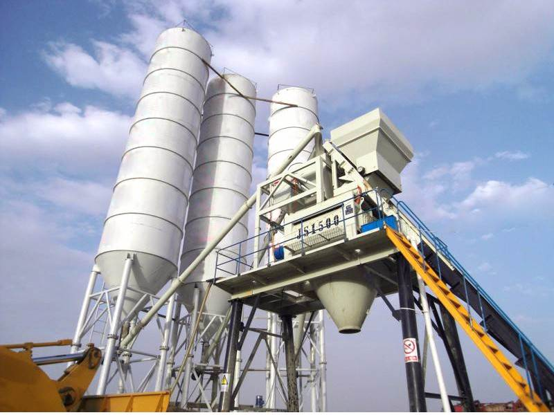 china concrete batching plant PLD1200