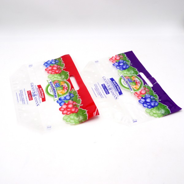 made in china manufacturers supply fruit bags with handle