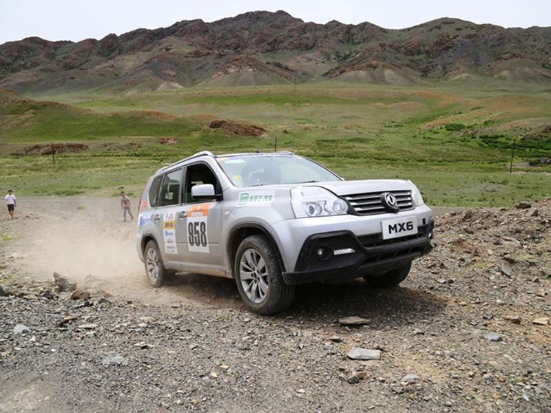 Suitable Price Dongfeng pickup truck Sold to Dubai