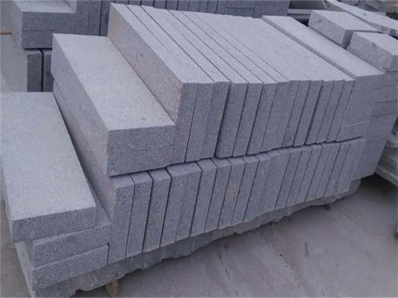 china cobblestone curb