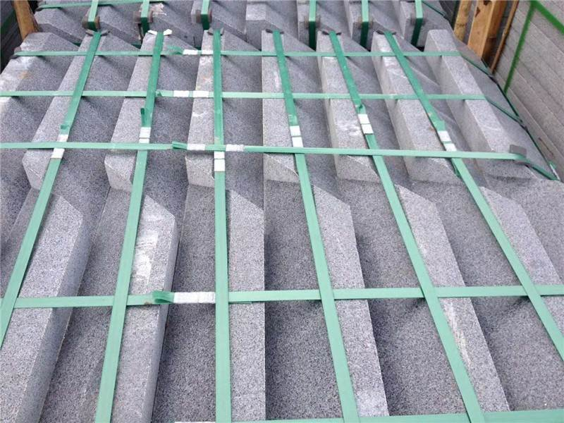 china granite edging blocks