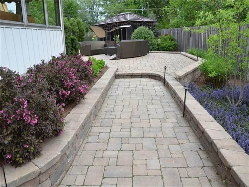 made in china granite pavement