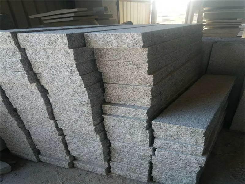 made in china Top Grade granite garden stones