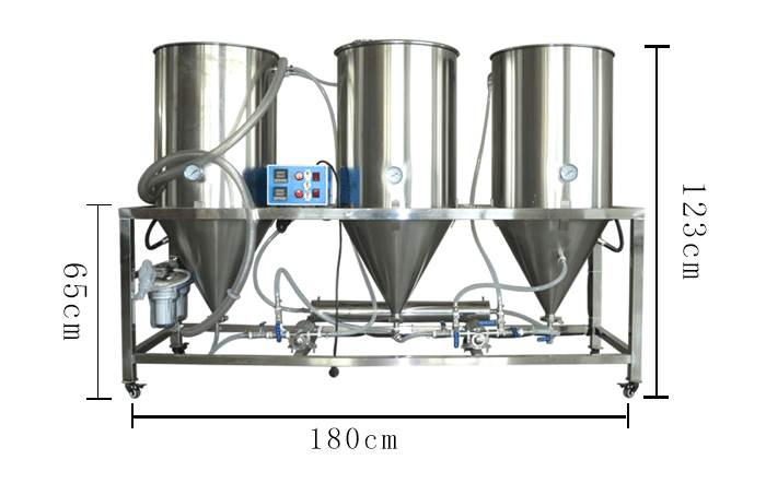 Micro Beer Brewery Commercial Price