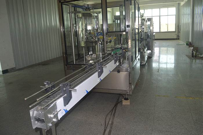 Perfect Quality Wine Production Line