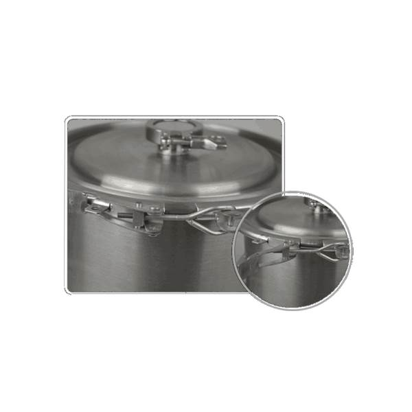 Stianless Steel Fermentation Barrel Top Value