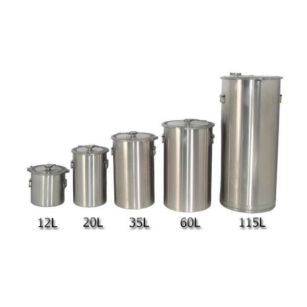 On Promotion Stianless Steel Fermentation Barrel