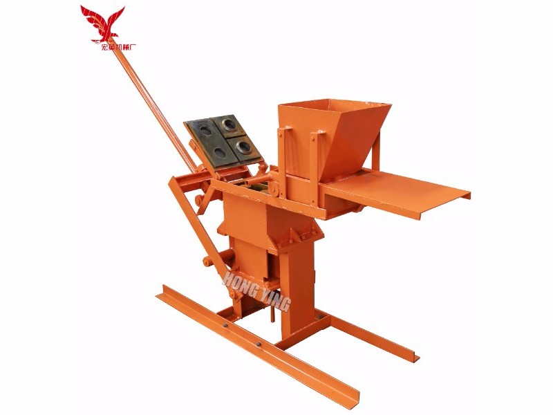 Best Interlocking clay brick making machine