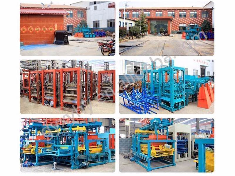 Interlocking clay brick making machine