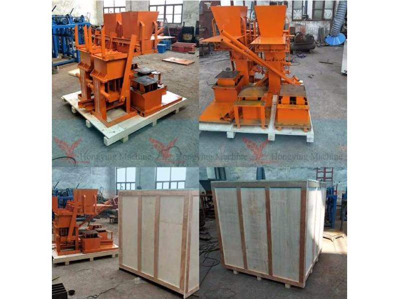 Interlocking clay brick making machine Professional Supplier
