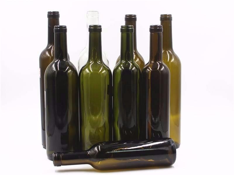 750ml glass bottle Best Supplier