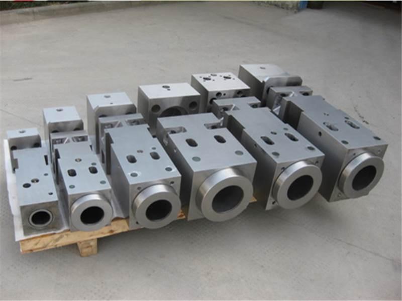 Hydraulic Breaker Mainbody