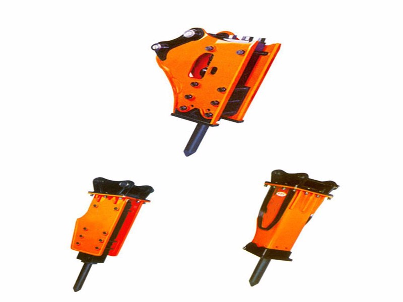 Hydraulic Breaker SB20 Make by Shandong Winsense Machinery Co., Ltd