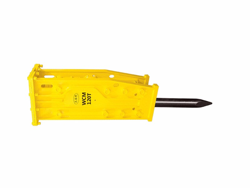 The mini hydraulic breaker SB43