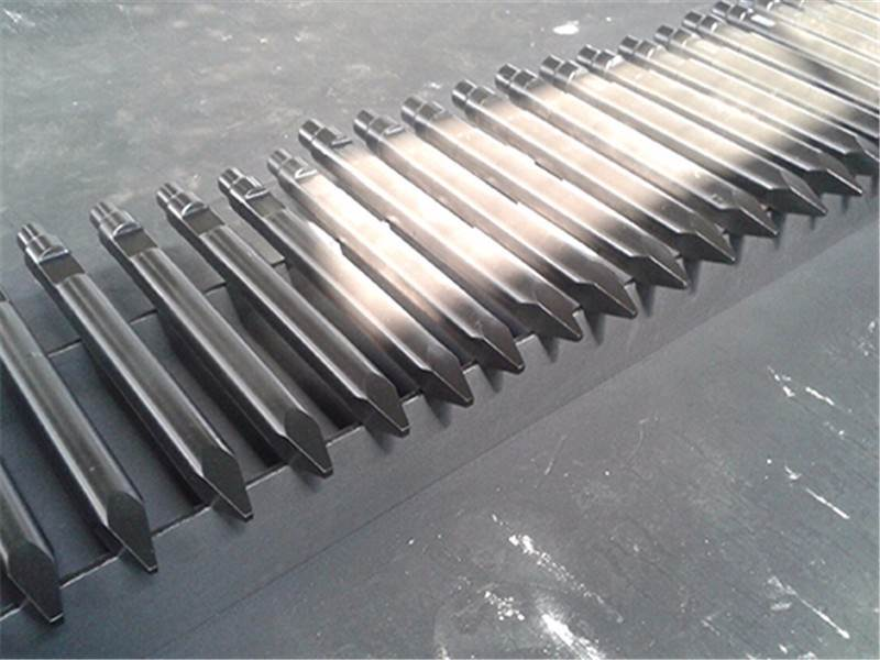 The Chisel for Hydraulic Breaker SB81