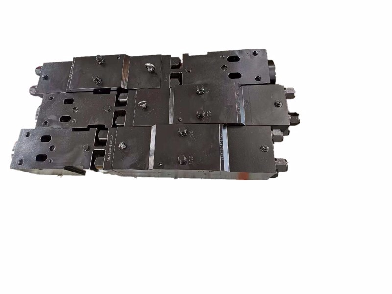 Construction of the Hydraulic Breaker Main Body