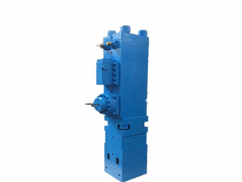 Development Process of Main Body of Hydraulic Crushing Hammer