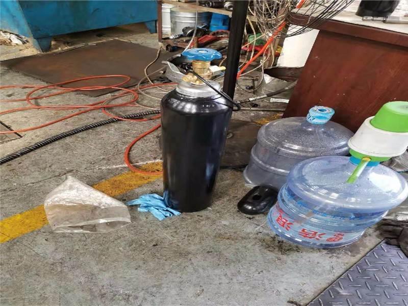 Hydraulic Breaker Nitrogen