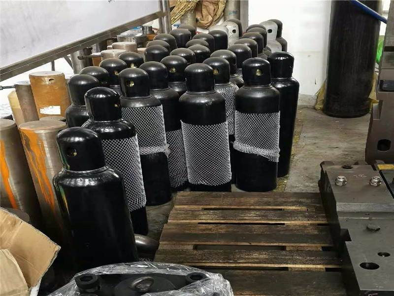 Hydraulic Breaker Nitrogen Bottle