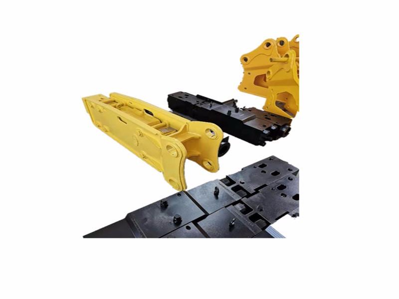 Hydraulic Breaker Shell