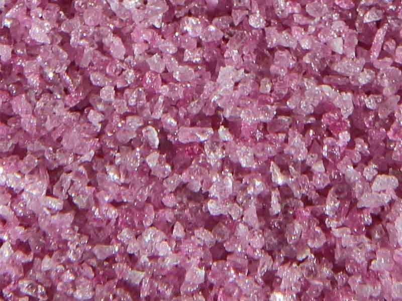 china pink fused alumina uses