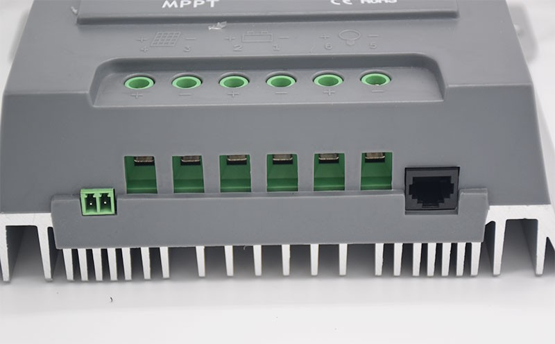 china MPPT solar charge controller