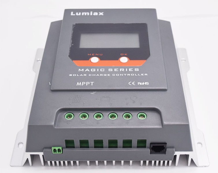 made in china MPPT solar charge controller