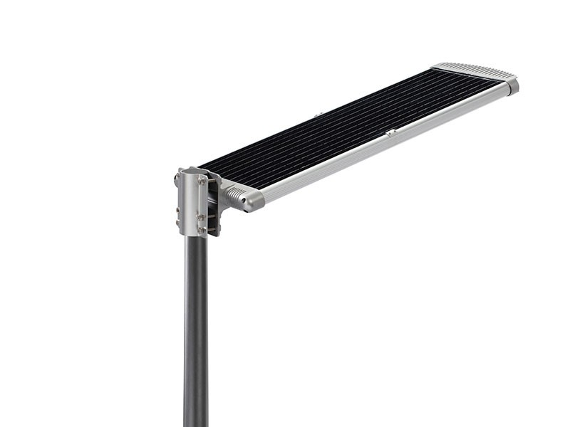 40W powerful integrated solar street light
